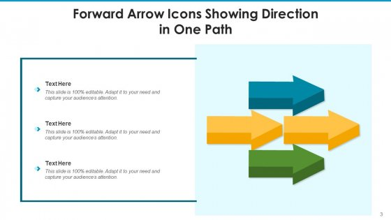 Way_Forward_Icon_Revenue_Objective_Ppt_PowerPoint_Presentation_Complete_Deck_With_Slides_Slide_3