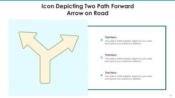 Way_Forward_Icon_Revenue_Objective_Ppt_PowerPoint_Presentation_Complete_Deck_With_Slides_Slide_6