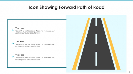 Way_Forward_Icon_Revenue_Objective_Ppt_PowerPoint_Presentation_Complete_Deck_With_Slides_Slide_7
