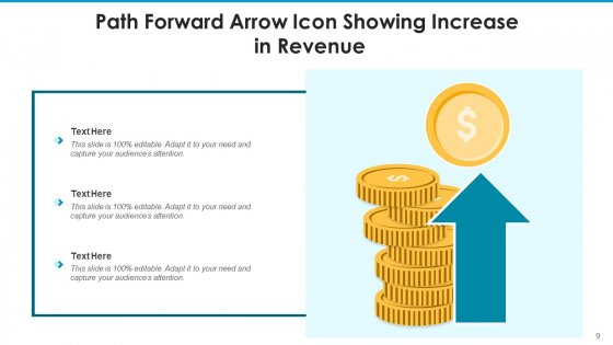 Way_Forward_Icon_Revenue_Objective_Ppt_PowerPoint_Presentation_Complete_Deck_With_Slides_Slide_9