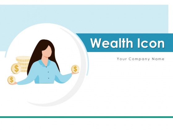 Wealth Icon Finance Growth Ppt PowerPoint Presentation Complete Deck