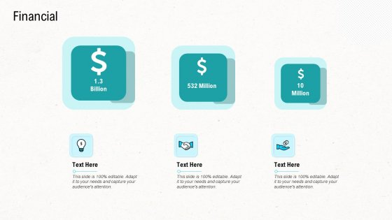 Web Application Improvement Strategies Financial Brochure PDF