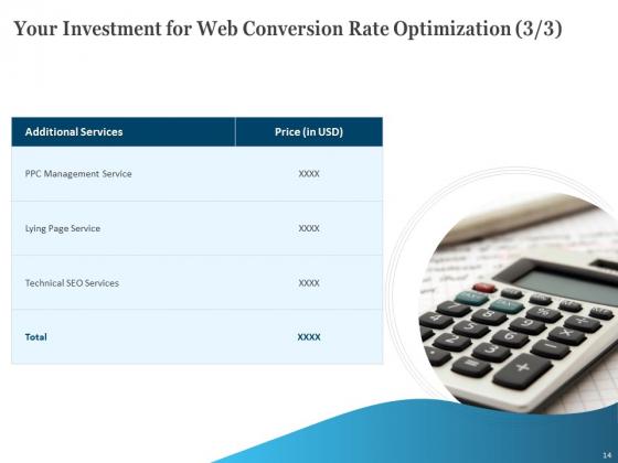 Web_Conversion_Rate_Optimization_Ppt_PowerPoint_Presentation_Complete_Deck_With_Slides_Slide_14