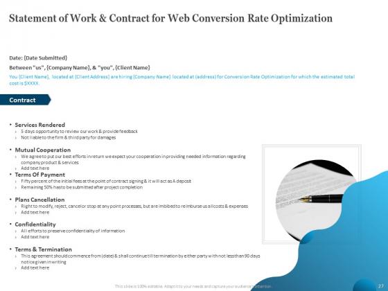 Web_Conversion_Rate_Optimization_Ppt_PowerPoint_Presentation_Complete_Deck_With_Slides_Slide_27