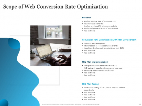 Web_Conversion_Rate_Optimization_Ppt_PowerPoint_Presentation_Complete_Deck_With_Slides_Slide_8