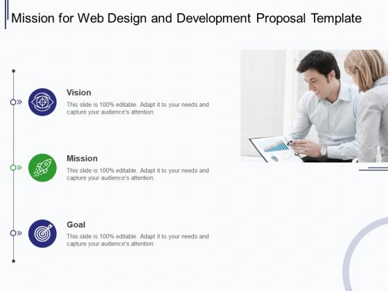 Web Development It And Design Mission For Web Design And Development Ppt Gallery Layout Ideas Pdf Powerpoint Templates