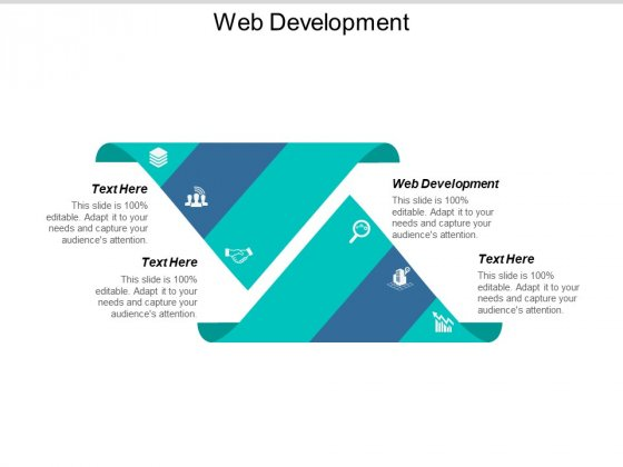 Web Development Ppt PowerPoint Presentation Professional Guidelines Cpb