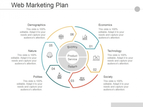 Web Marketing Plan Ppt PowerPoint Presentation Icon Slides