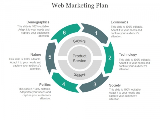 Web Marketing Plan Ppt PowerPoint Presentation Rules