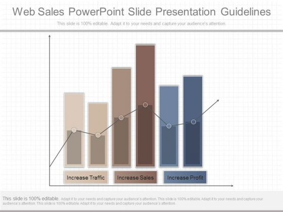Web Sales Powerpoint Slide Presentation Guidelines
