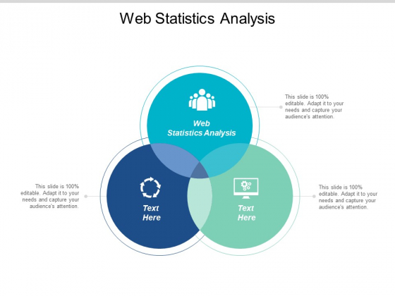 Web Statistics Analysis Ppt PowerPoint Presentation Outline Infographics Cpb