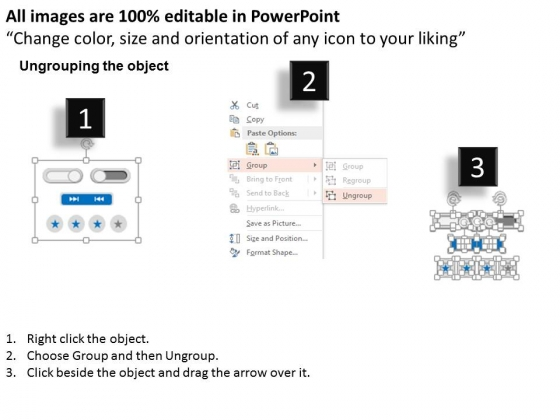 Web_User_Interface_With_On_Off_Buttons_And_Elements_Powerpoint_Template_2
