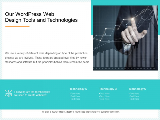 Website Revamp Quotation Our Wordpress Web Design Tools And Technologies Ideas PDF