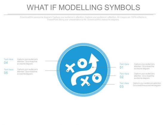 What If Modelling Symbols Ppt Slides