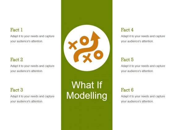 What If Modelling Template 2 Ppt PowerPoint Presentation Outline Information