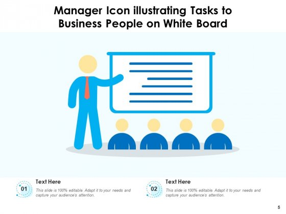 White_Persons_Icon_Management_Team_Ppt_PowerPoint_Presentation_Complete_Deck_Slide_5