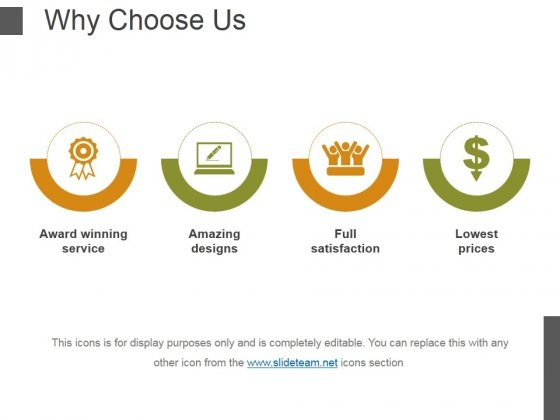 Why Choose Us Template 1 Ppt PowerPoint Presentation Show Designs Download