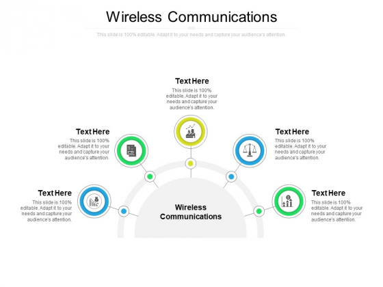Wireless Communications Ppt PowerPoint Presentation Pictures Graphics Example Cpb