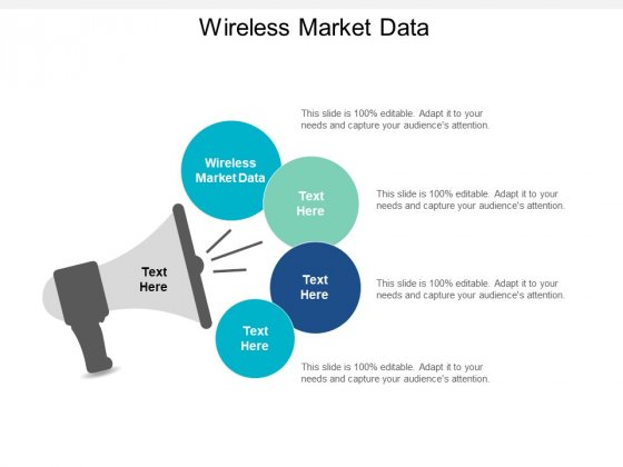 Wireless Market Data Ppt PowerPoint Presentation Pictures Inspiration Cpb