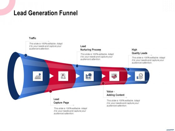 Wireless Phone Information Management Plan Lead Generation Funnel Download PDF