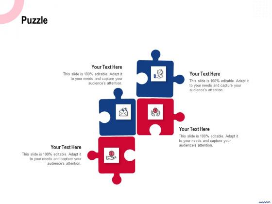 Wireless Phone Information Management Plan Puzzle Clipart PDF