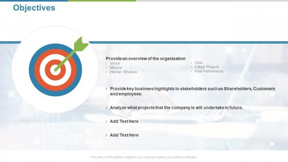 Work Execution Liability Objectives Ppt Pictures Slide Download PDF