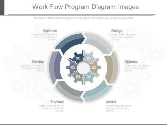 Work Flow Program Diagram Images