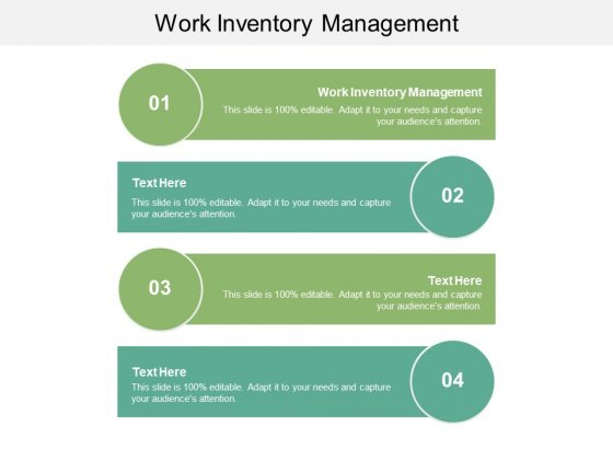 Work Inventory Management Ppt PowerPoint Presentation Visual Aids Styles Cpb Pdf