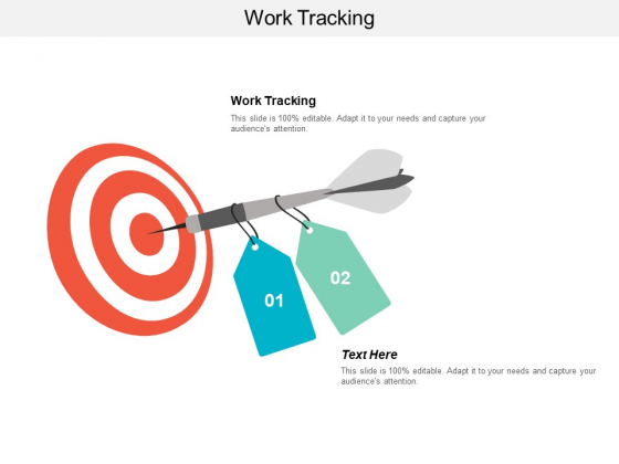 Work Tracking Ppt PowerPoint Presentation Summary Ideas Cpb