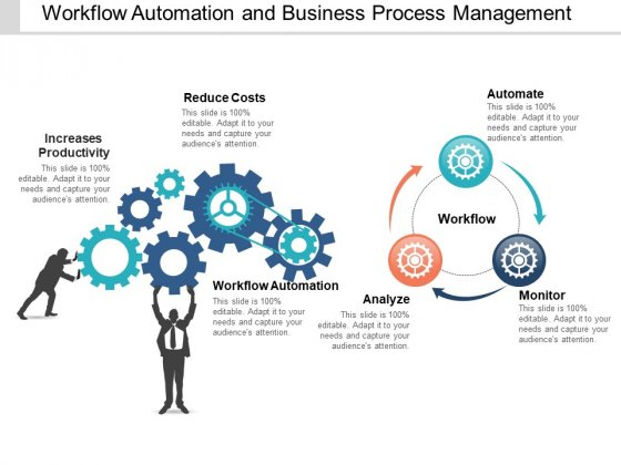 Workflow Automation And Business Process Management Ppt PowerPoint Presentation Inspiration File Formats