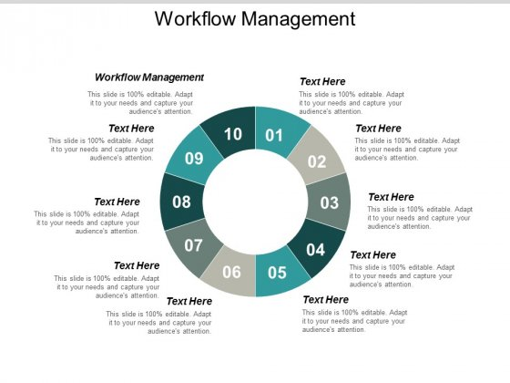 workflow management ppt powerpoint presentation icon slide portrait cpb