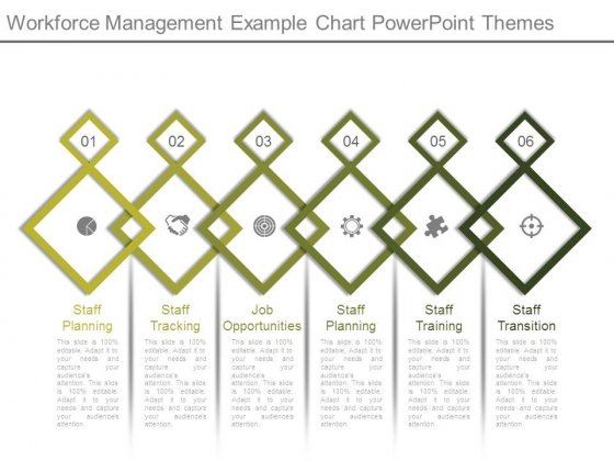 Workforce Management Example Chart Powerpoint Themes - PowerPoint