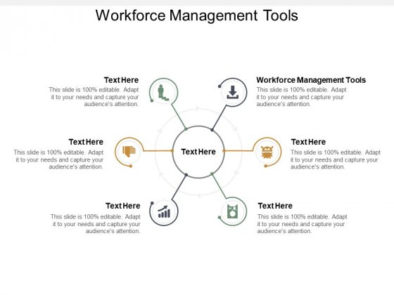 Workforce Management Tools Ppt PowerPoint Presentation Icon Background Cpb