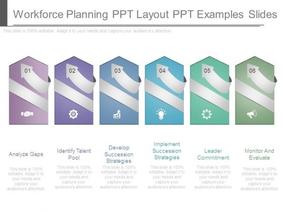 Workforce Planning Ppt Layout Ppt Examples Slides - PowerPoint Templates