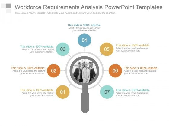 Workforce Requirements Analysis Powerpoint Templates