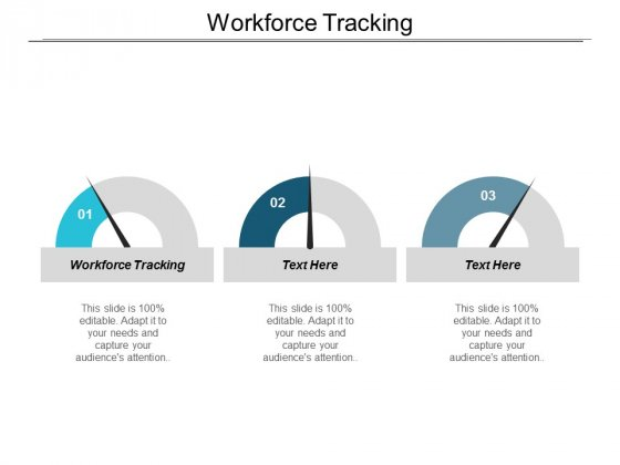 Workforce Tracking Ppt Powerpoint Presentation Summary Example Introduction Cpb