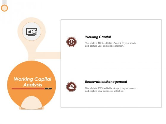 Working Capital Analysis Ppt PowerPoint Presentation Model Shapes