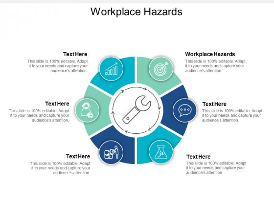 Workplace Hazards Ppt PowerPoint Presentation Icon Introduction Cpb