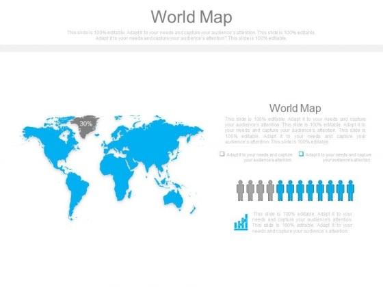 World Map Ppt Presentation