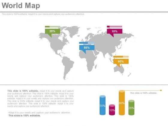 World Map Ppt Sample
