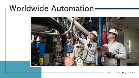 Worldwide Automation Sustainable Process Ppt PowerPoint Presentation Complete Deck With Slides