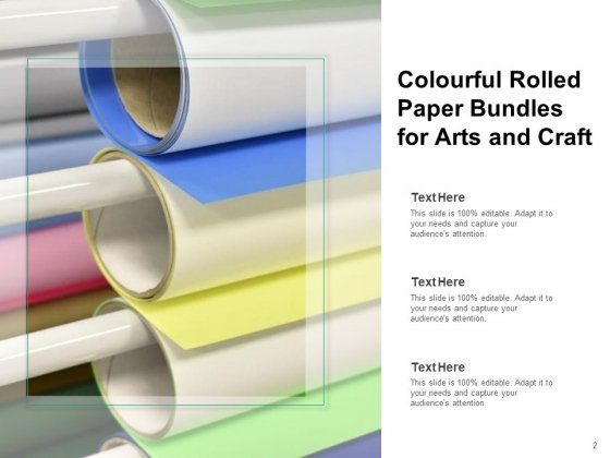 Wrapping_Paper_Cylindrical_Shape_Dollar_Paper_Ppt_PowerPoint_Presentation_Complete_Deck_Slide_2