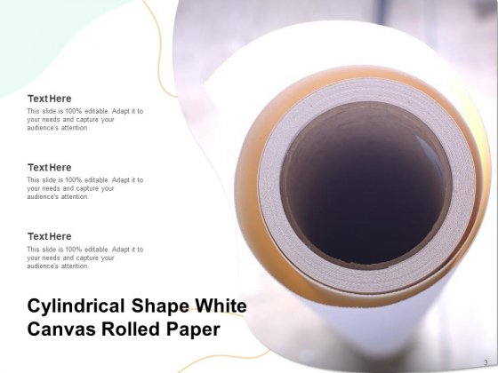 Wrapping_Paper_Cylindrical_Shape_Dollar_Paper_Ppt_PowerPoint_Presentation_Complete_Deck_Slide_3