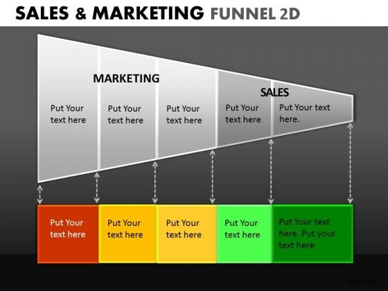 Web Conversion Funnels PowerPoint Editable Slides And Templates Download
