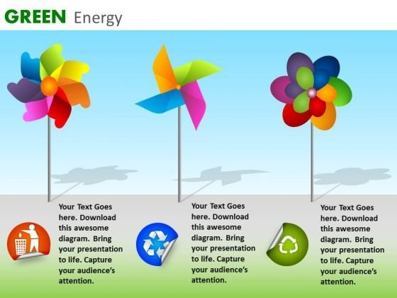 Wind Energy Green Energy PowerPoint Ppt Templates Windmills Ppt Slides