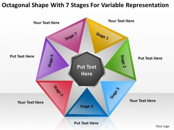 With 7 Stages For Variable Representation Entertainment Business Plan PowerPoint Slides