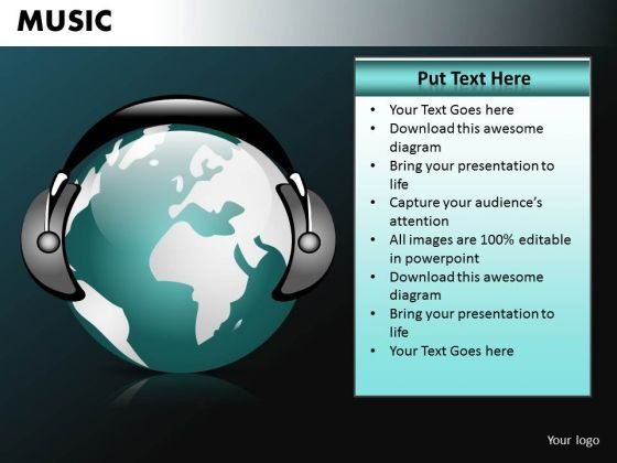 World Music PowerPoint Templates International Music Ppt