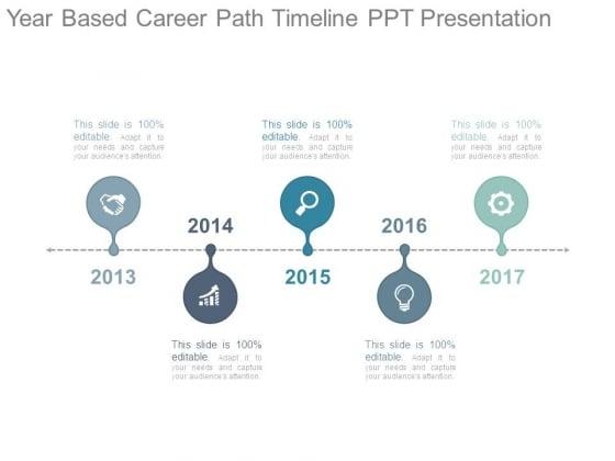 Year_Based_Career_Path_Timeline_Ppt_Presentation_1