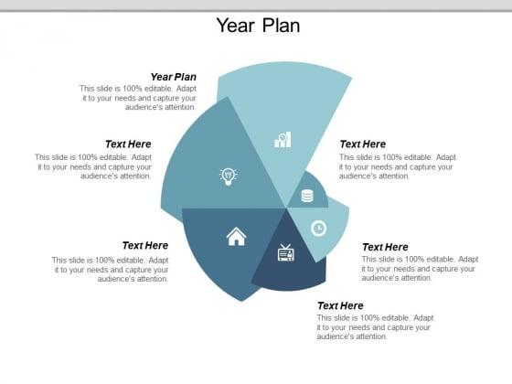 Year Plan Ppt PowerPoint Presentation Visual Aids Summary