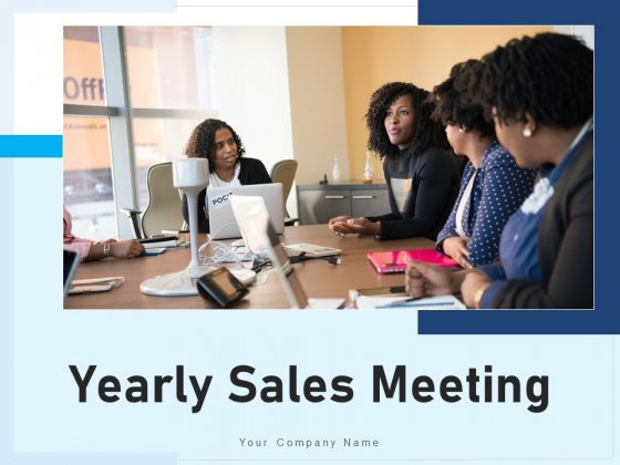 Yearly Sales Meeting Educate Network Ppt PowerPoint Presentation Complete Deck
